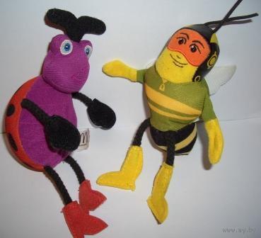 Пчёлки из МакДональдса