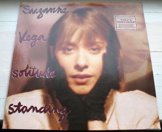 "Suzanne Vega ""Solitude Standing"" LP, 1987"