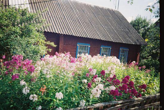 Деревянный дом г. Городок Витебская область