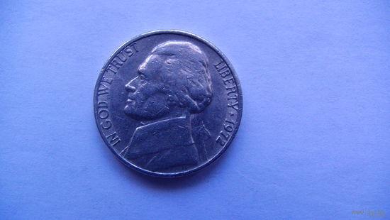США 5 центов 1972г. распродажа
