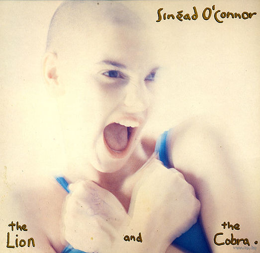 0379. Sinead O'Connor. The Lion And The Cobra. 1987. Chrysalis (DE) = 12$