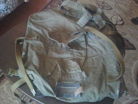 Вещевой мешок(солдатский)