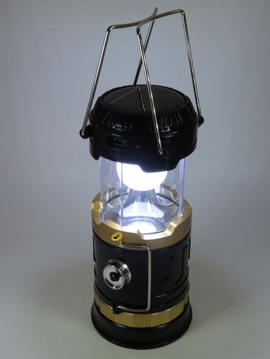 Кемпинговый Светодиодный LED Фонарь YD-3588 Zoom