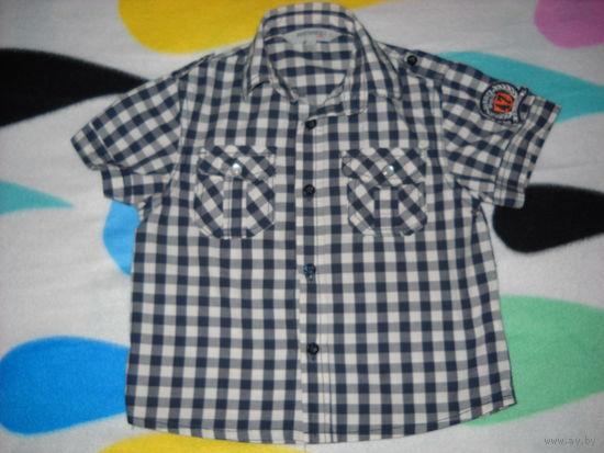 Рубашка Rebel 98