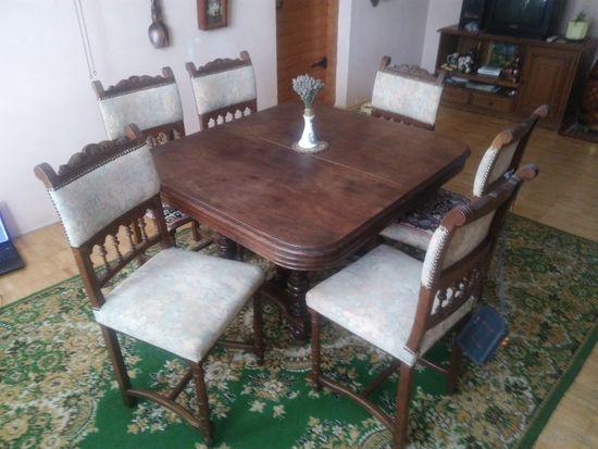 Комплект мебели для столовой  Р  А  С  П  Р  О  Д  А  Ж  А 1960-70 гг