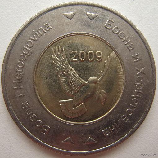 Босния и Герцеговина 5 марок 2009 г.