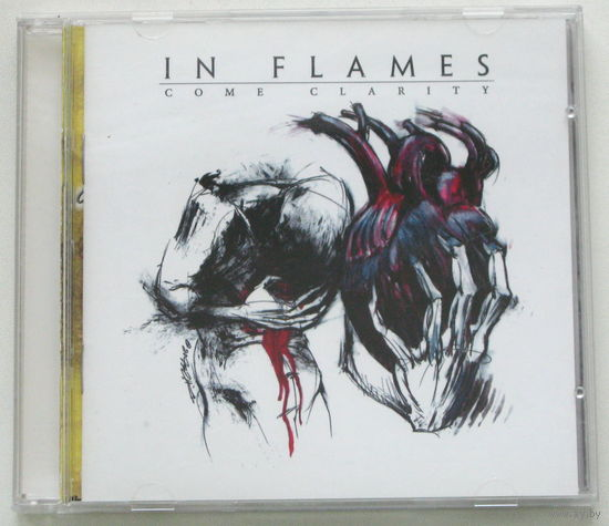 In Flames - Come Clarity CD (лицензия) [Death/Melodic Metal]