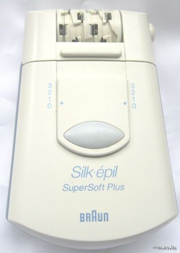Эпилятор BRAUN Silk-epil SuperSoft Plus Франция