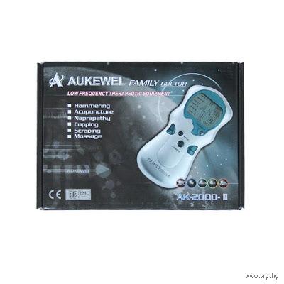Прибор для электроакупунктуры и массажа Family doctor АК-2000 II (Семейный доктор АК-2000 II )