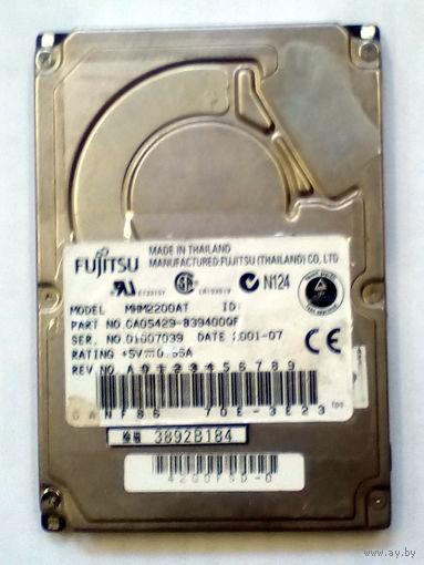Жесткий диск (винчестер) FUJITSU MHT2040AT