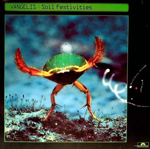 0545. Vangelis. Soil Festivities. 1984. Polydor (DE) = 14$