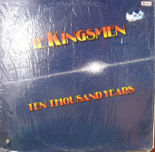 LP The Kingsmen - Ten Thousand Years (1978)