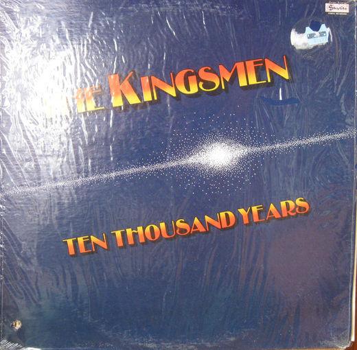 LP The Kingsmen - Ten Thousand Years (1978)