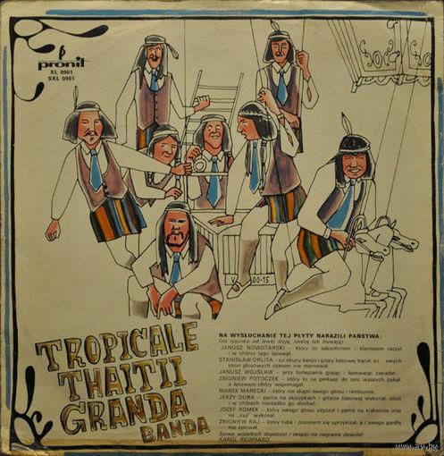 LP Tropicale Thaitii Granda Banda - Koty Za Ploty (1973)
