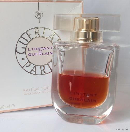 Guerlain L'Instant edt 50ml -остаток