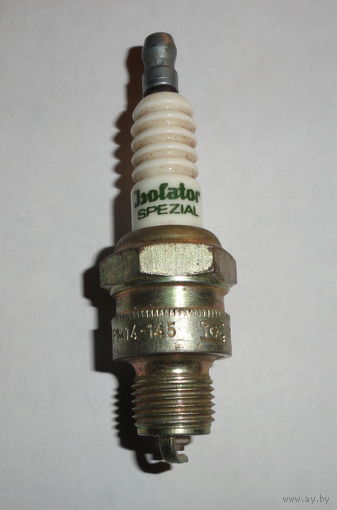 Свеча Isolator spezial PM 14-145 2/0 Made in GDR. В наличии 1 шт. Цена: 5 руб. Находиться по адресу: г. Минск, мк-н. Лошица, ул. Прушинских, 54 С почтой дружу! Стоимость пересылки - 3 руб.