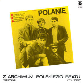 Polanie  -  Polanie - LP - 1986