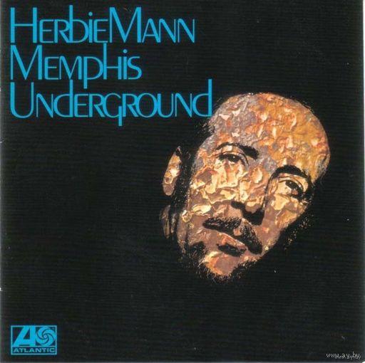 0298. Herbie Mann. Memphis underground. 1969. Atlantic (DE) = 14$