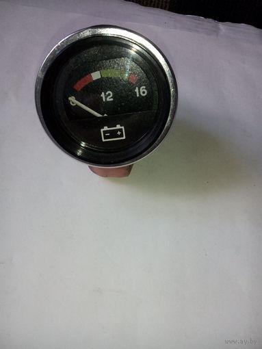 Датчик (указатель) зарядки аккумулятора