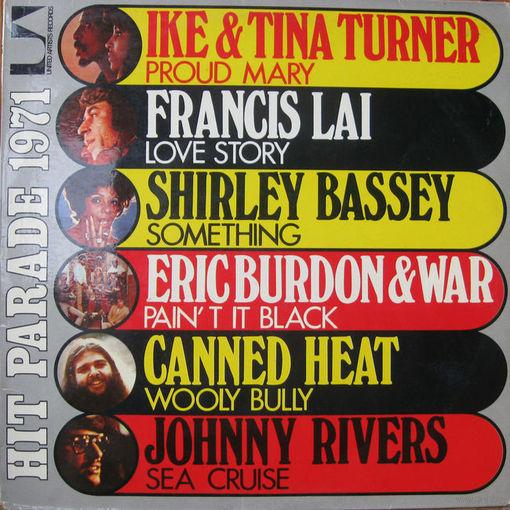 LP Hit Parade 1971