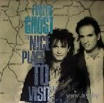 LP Frozen Ghost - Nice Place To Visit (1988)