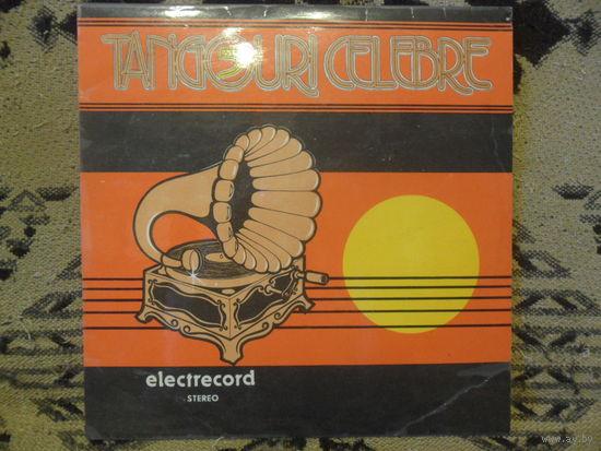 Оркестр Electrecord (Cornel Popescu) - Tangouri Celebre 5 (В ритме танго) - Electrecord, Румыния