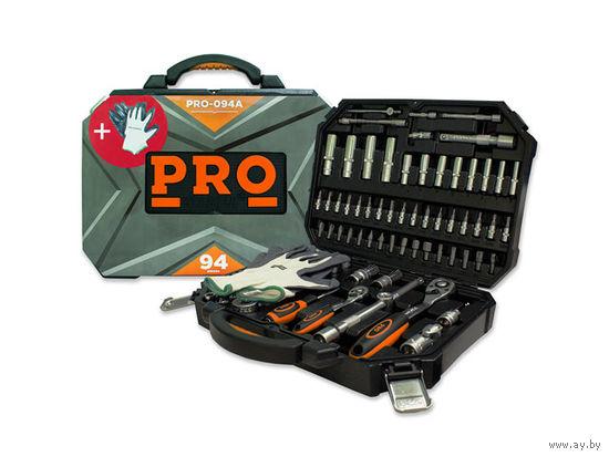 Набор инструментов PRO STARTUL 94 предмета(PRO-094).