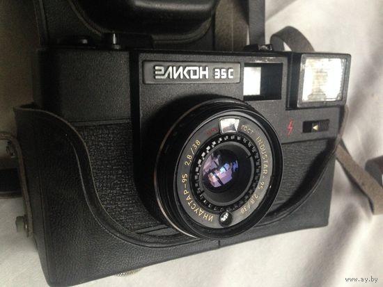 РАСПРОДАЖА! Фотоаппарат ЭЛИКОН 35C - ТОРГ!