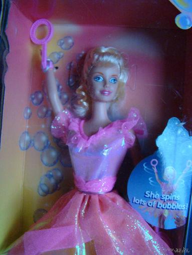 Новая кукла Барби\Bubble Fairy Barbie\ 1998