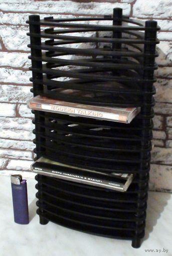 W: Стойка для 10-20 CD-дисков, разборная / подставка
