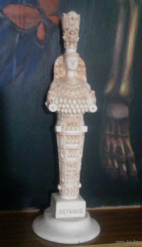 Артемида. Статуэтка богини. Artemis