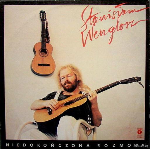 Stanislaw Wenglorz  -  Niedokonczona Rozmowa - LP - 1986