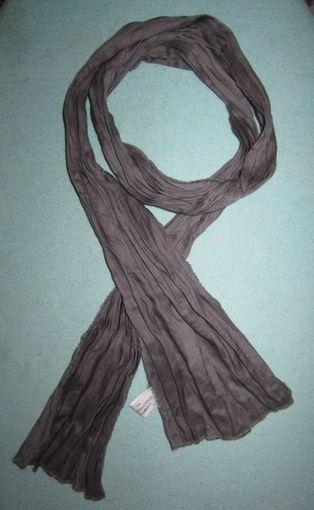 Легкий шарфик C&A из 100% рами