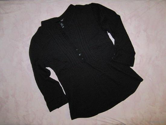 Блузка-рубашка H&M, р.38(44)