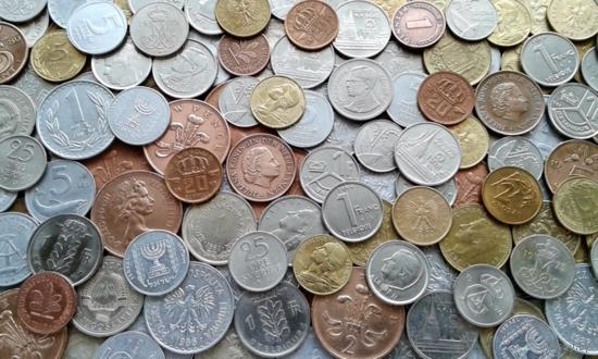 20 монет Мира - одним лотом