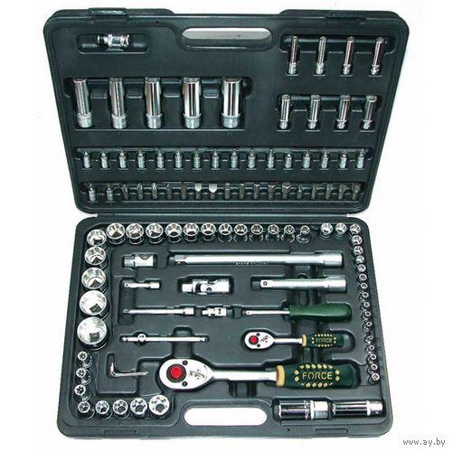 Набор инструментов FORCE 41082-5 108 предметов(оригинал)