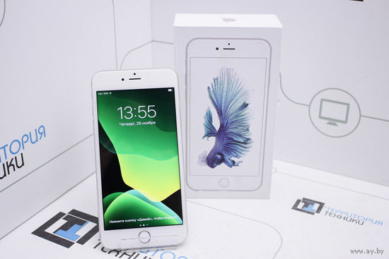 "5.5"" iPhone 6s Plus 16Gb (2 ядра, 16Gb). Гарантия"