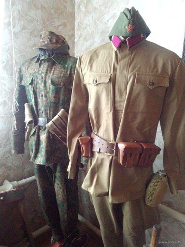 Помогу со сбором комплектного манекена по военно-исторической реконструкции. WW2 - ВОВ
