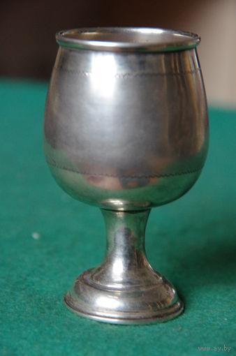 Рюмка серебрение