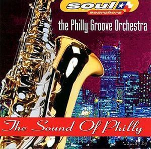 "The Philly Groove Orchestra ""The Sound Of Philly"" Audio CD 2001"