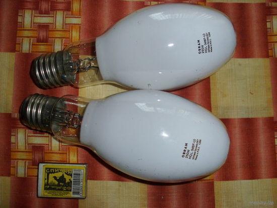 Лапа OSRAM HQL (MBF-U) большая для уличного фонаря.Доставка почтой бесплатная!Цена за две.Оплата на телефон!