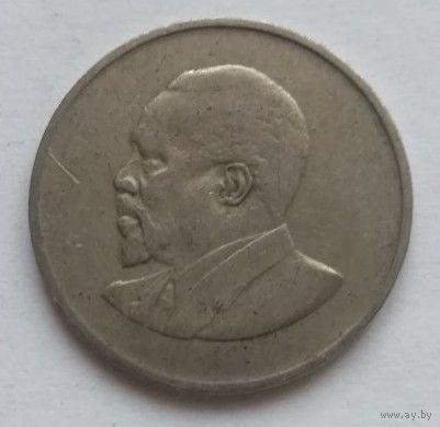 Кения, 1 шиллинг 1968 год