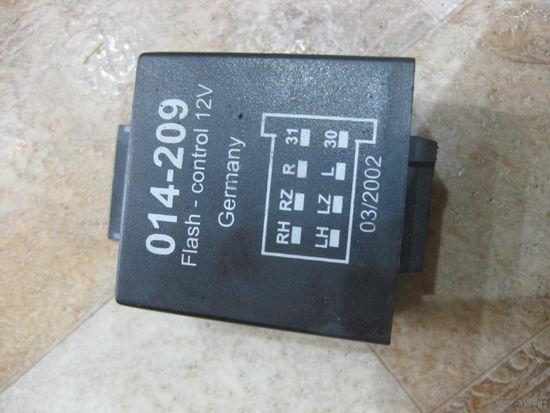 102707 Flash-control 12V 014-209