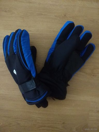 Зимние лыжные перчатки  Taslon Thinsulate 40 gram размер L