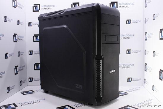 Игровой ПК Zalman-1127 на i5-6600K (16Gb DDR4, 240Gb SSD+2Tb HDD, Radeon RX 480 8Gb). Гарантия