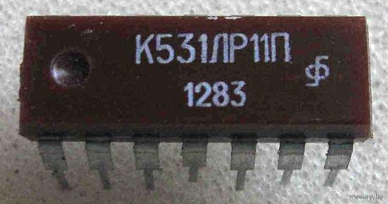 Микросхема К531ЛР11П