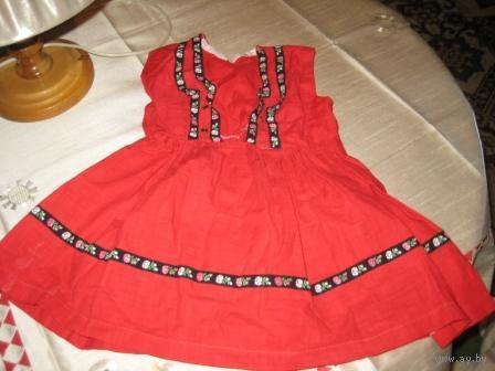 Платье льняное.Классное