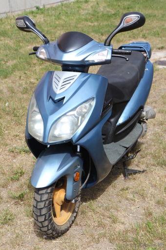 Скутер VIPER Storm 50куб. 4т