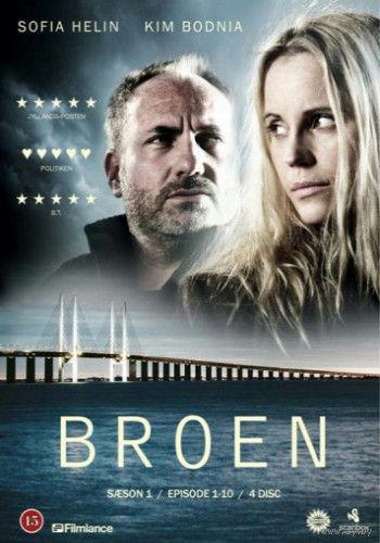 Мост / Bron / Broen. Скандинавский детектив-триллер. 1.2 сезоны полностью. Скриншоты внутри