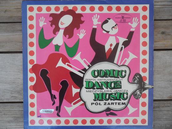 Инструментальный ансамбль Comic dance music Мечислава Янича - Pol Zartem - Muza, Польша